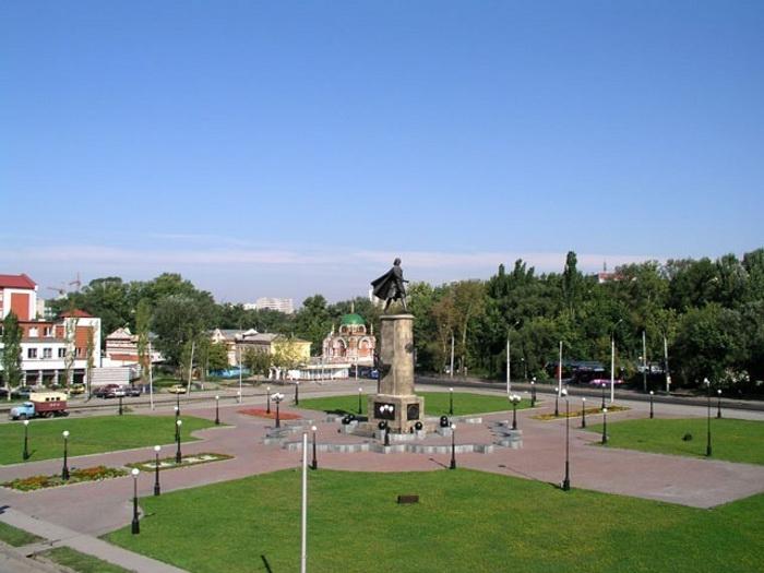 Липецк — Википедия
