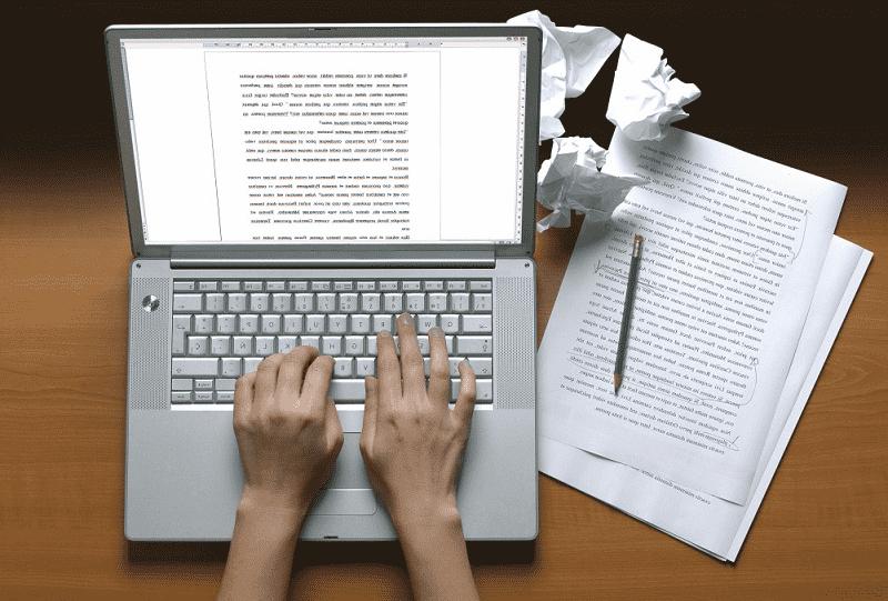 Заработать интернете печатая текст