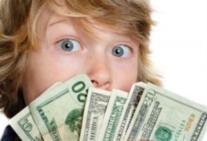 Заработать деньги в 14 лет