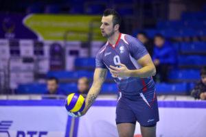 Волейболист