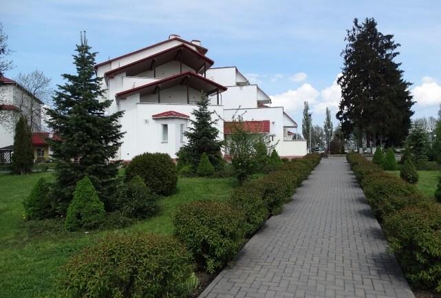 Санатории Брестской области